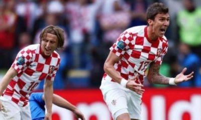 Equipe Croatie