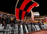 Football en Egypte: attention chantier