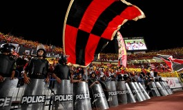 Football en Egypte : attention chantier