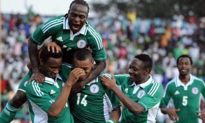 equipe nigeria