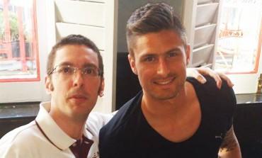 Une journée à Londres avec Olivier Giroud grâce à Puma Football