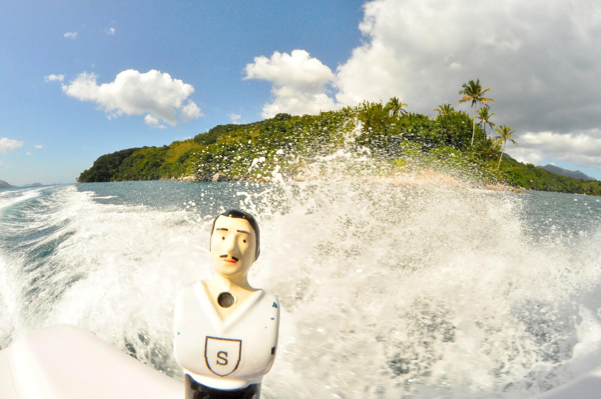 Oscar, la mascotte PKFoot pour le Mondial