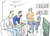 Les illustrations hilarantes du Monde sur les Bleus