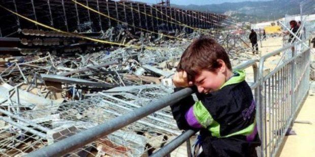 Les tragédies du football Ep. 5 : Furiani 1992