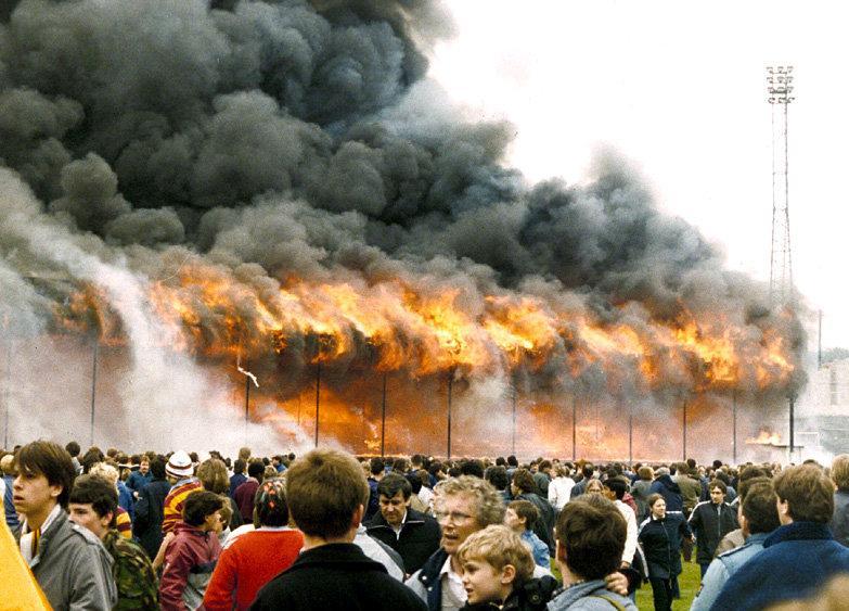 Les tragédies du football Ep. 3 : Valley Parade 1985