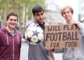 Footy for food : nourrir le monde grâce au football