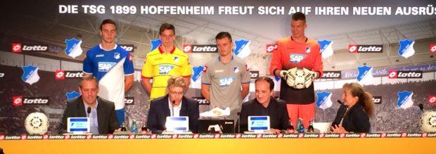 Lotto signe un partenariat avec Hoffenheim