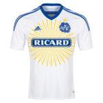 Les maillots de la Ligue 1 sans la loi Evin