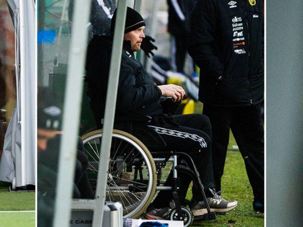 Klas Ingesson (ex-OM), l'entraîneur qui refuse la fatalité