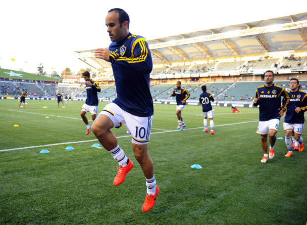 Landon Donovan : Docteur Soccer and Mister Football