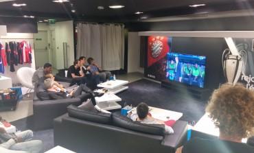 On a vu Bayern Munich / Manchester City au lounge club adidas UCL