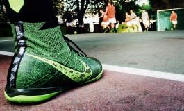 Nike lance une paire de chaussures spéciale pour le foot a 5