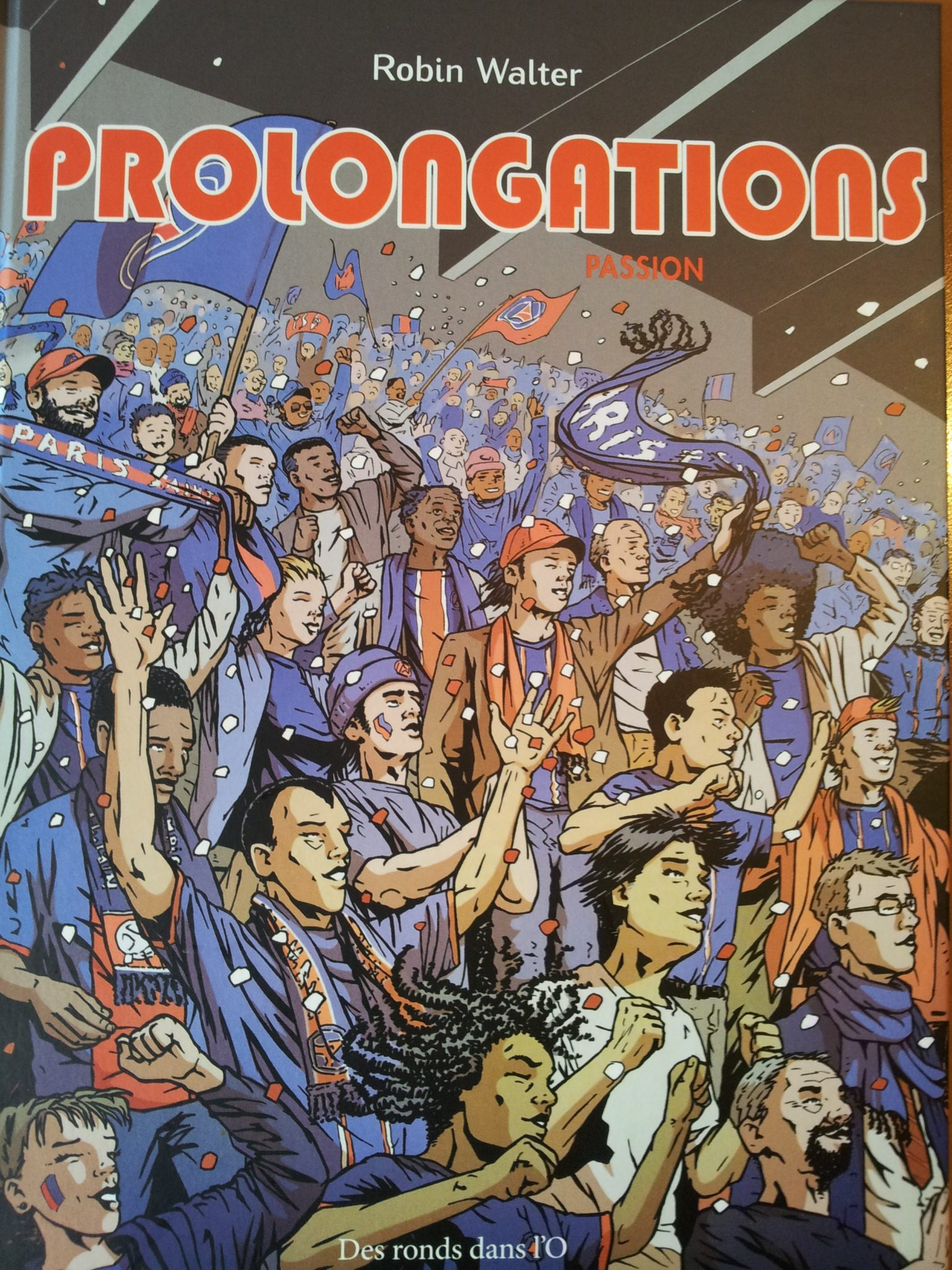 Prolongations, une BD qui touche au but
