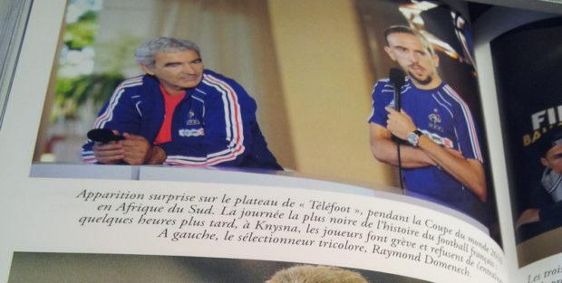 Franck l'incompris : le livre qui vous fera aimer Franck Ribéry