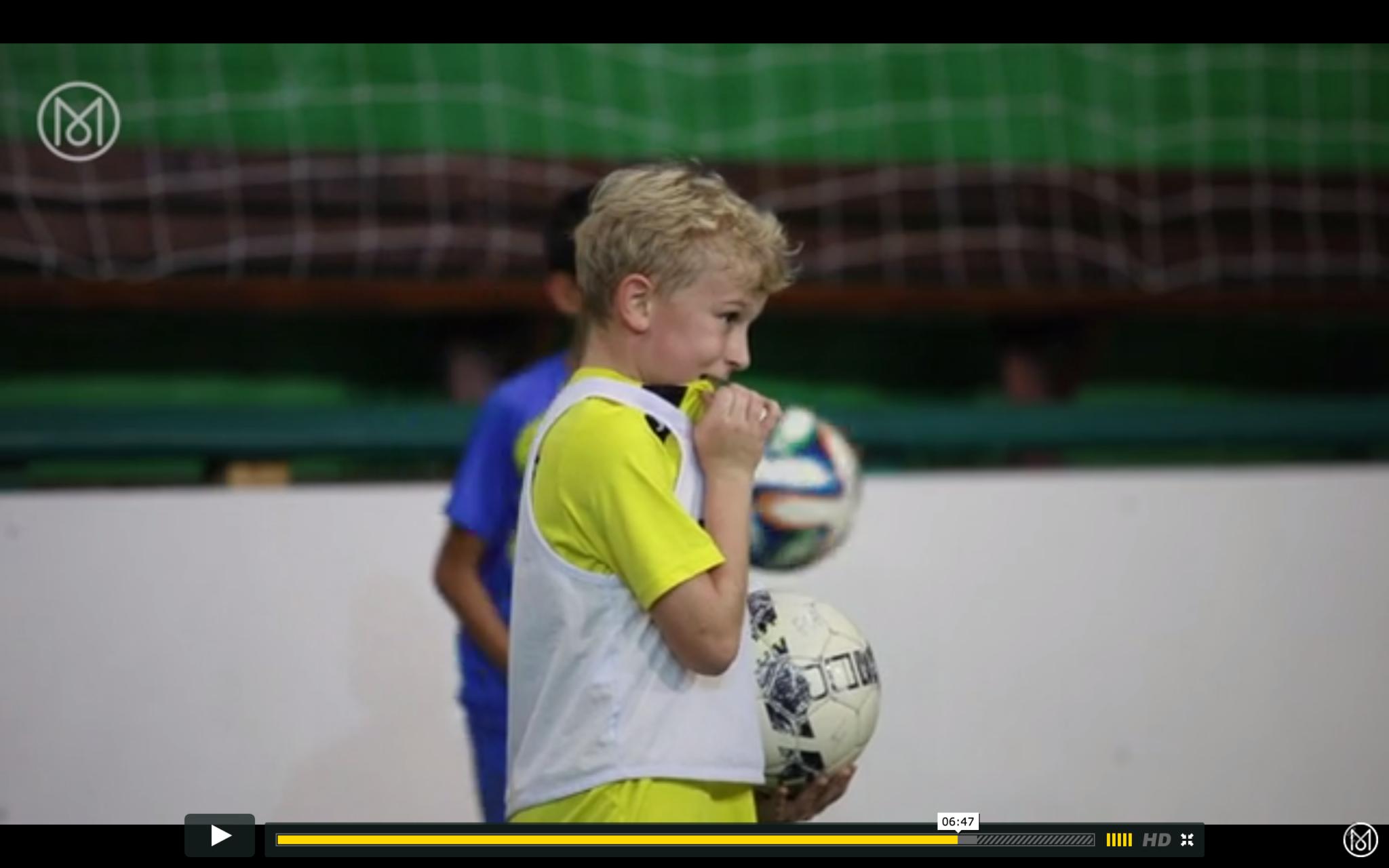 Reportage de Monocle sur le renouveau du football serbe