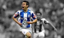 """Hirving """"El Chucky"""" Lozano :  l'éclatant futur du football mexicain"""