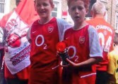 Harry Kane supportait Arsenal il y a 10 ans