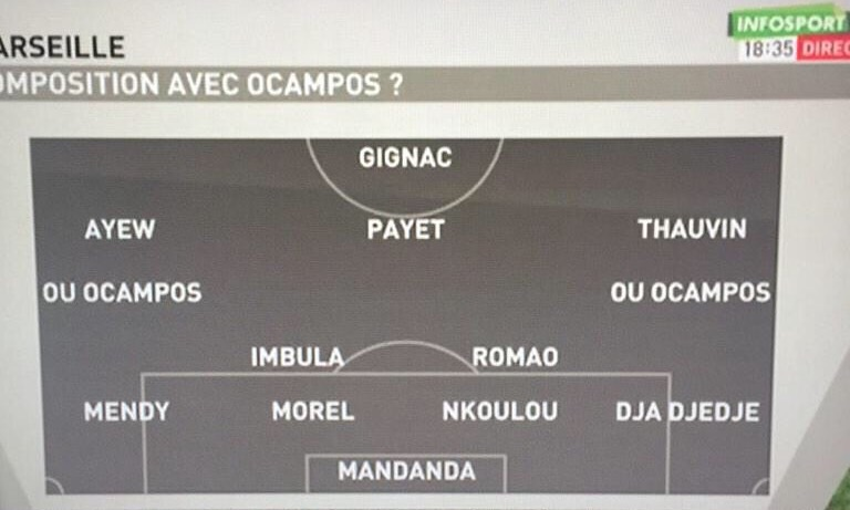 Ocampos à Marseille : le meilleur choix pour qui ?