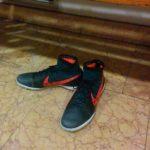 Test des Nike Elastico, les chaussures spéciales futsal