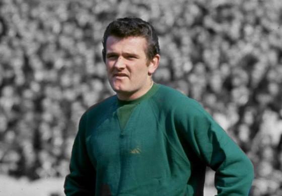 Un inconnu interviewé avant Everton/Liverpool. Il se trouve qu'il jouait le match en 1967