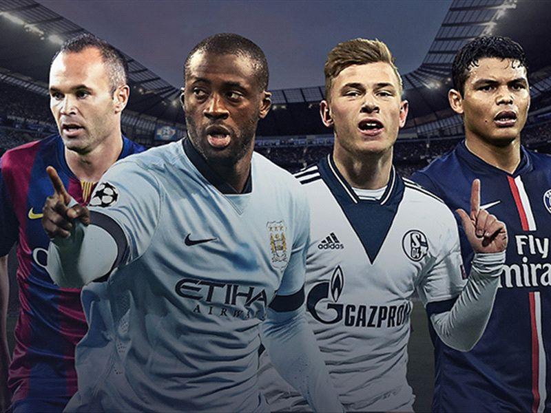 Compare Iniesta et Yaya Touré avant Barça – City avec Nissan