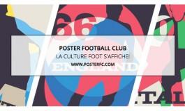 PKFoot et Sergeant Paper relancent le Poster Football Club
