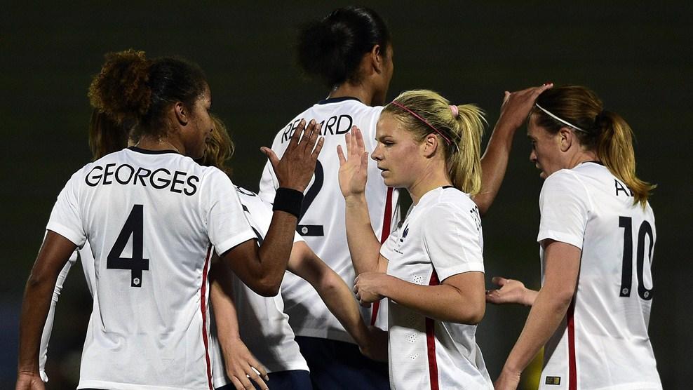 Quelles chances pour les bleues pour la coupe du monde - Football feminin coupe du monde 2015 ...