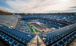 Le Detroit Silverdome en ruines, 20 ans après World Cup USA 94
