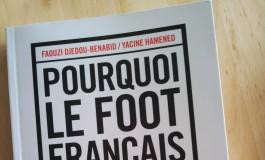 Le livre qui dézingue le foot français