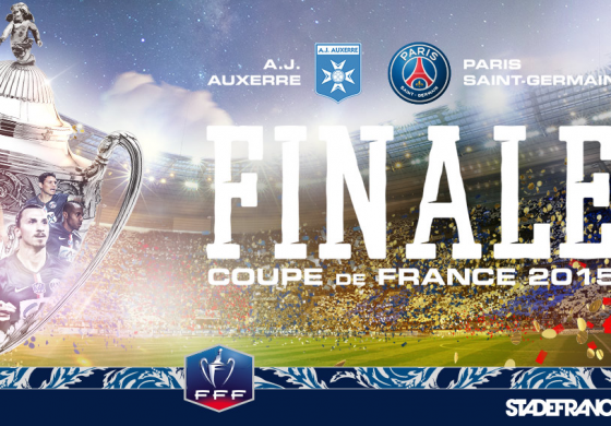 Gagnez 2 places pour la finale de Coupe de France Auxerre/PSG