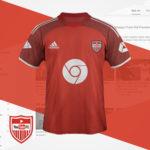 Et si on créait un maillot de foot pour chaque réseau social ?