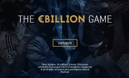 1 milliard d'euros, c'est ce que vaut la finale de la Ligue des Champions