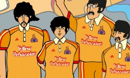 #RockBasedShirts : des maillots de football façon rock