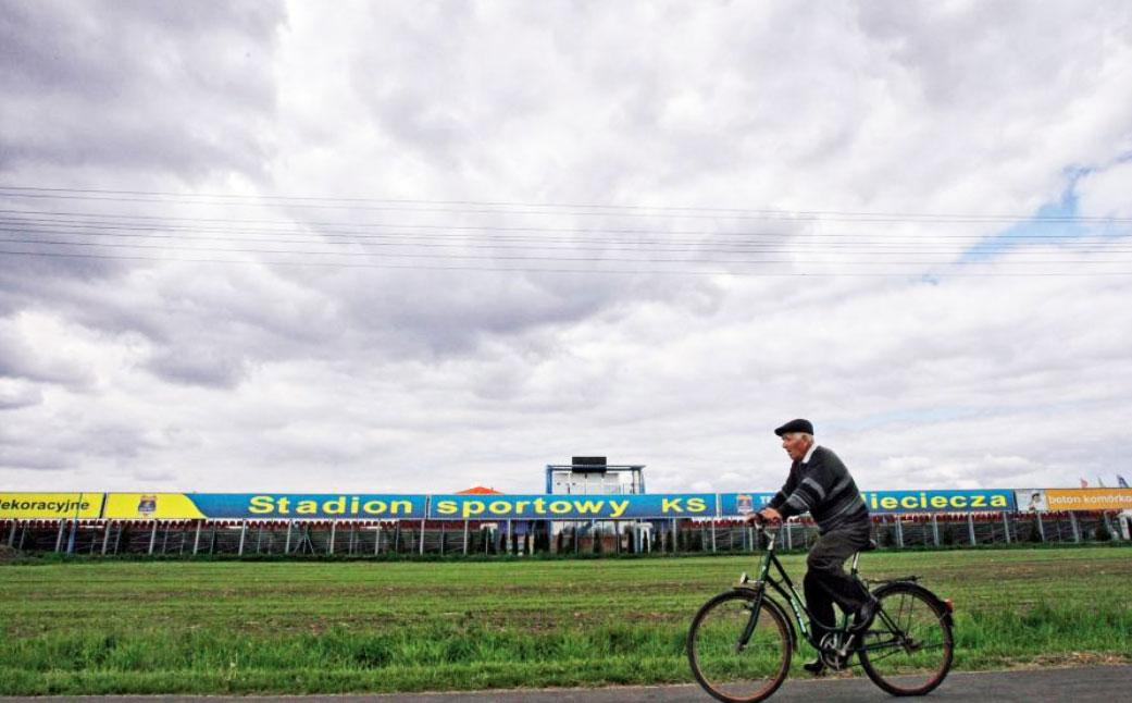 Nieciecza, plus petite ville à posséder une équipe en D1 de l'histoire