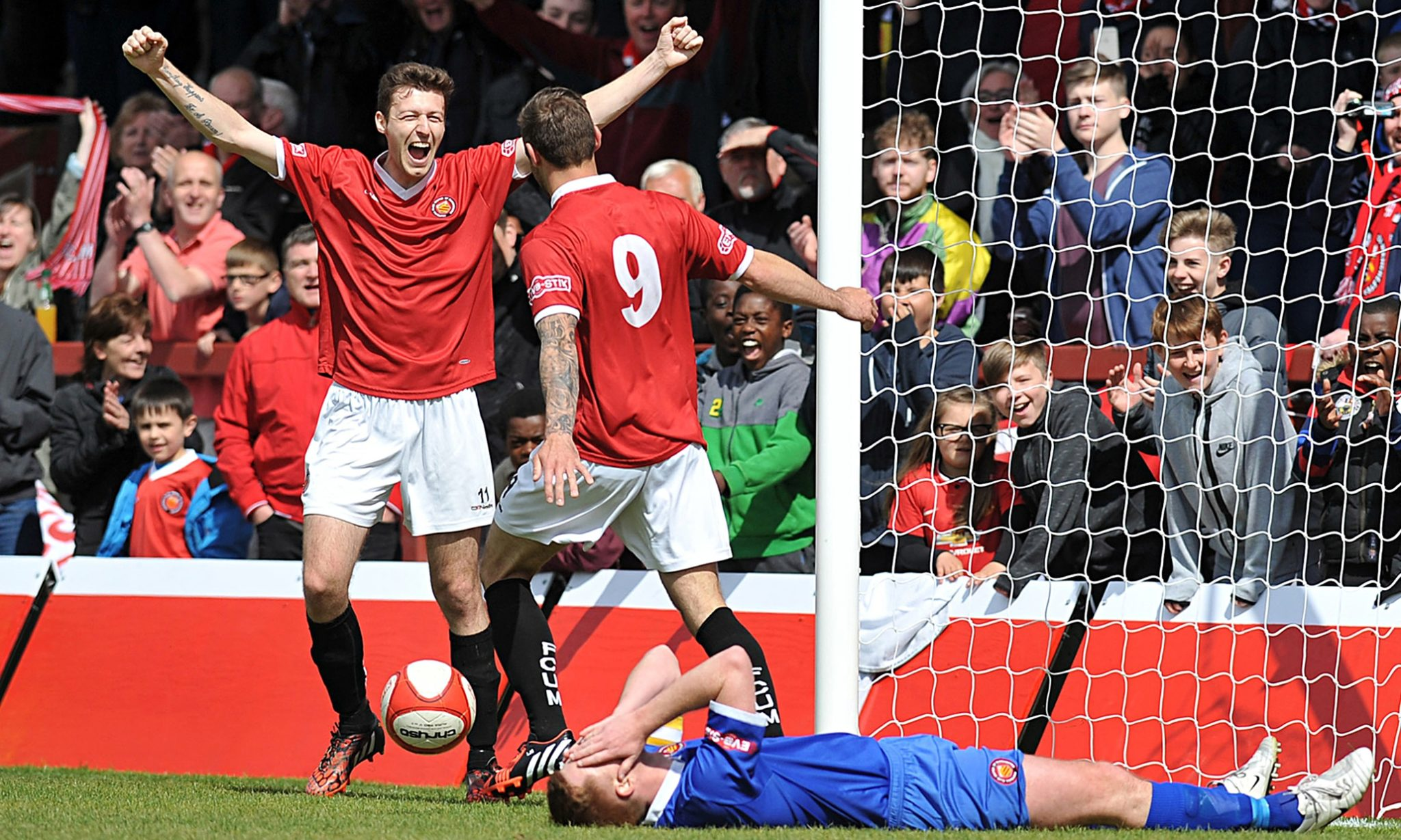 Visionnez «Sur les traces du FC United of Manchester» en intégralité, par le blog What's the Foot