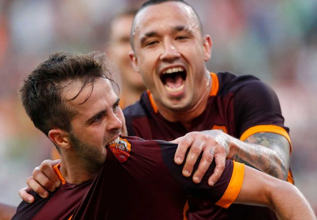 Tour d'Europe : la Roma enfonce la Juve, James régale Bernabeu