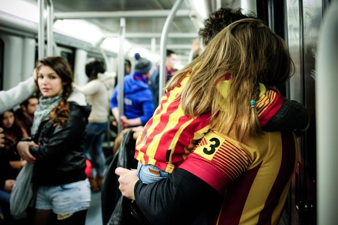"""Le projet photo """"Going to the match"""" fait appel à votre générosité"""