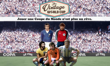 Participez à la Vintage World Cup à Paris le 5 décembre prochain