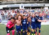 Le Paris FC pour représenter la France à la Danone Nations Cup