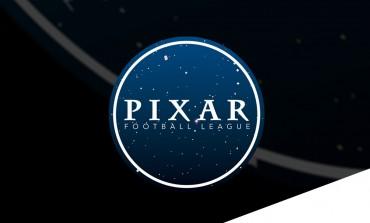 Des maillots de football inspirés des dessins animés Pixar
