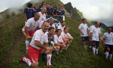 Bergdorf-EM, le tournoi de football des montagnes