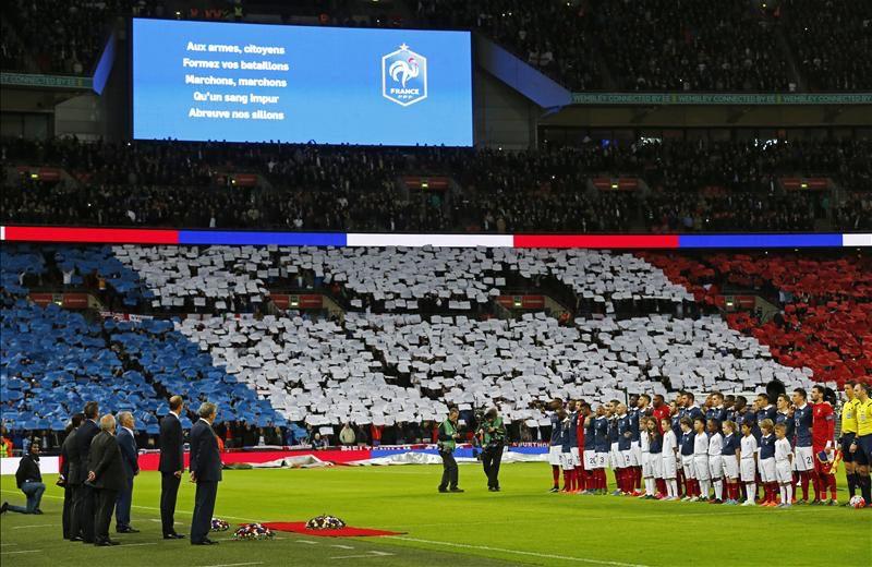 France/Angleterre : de l'émotion avant tout