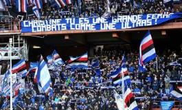 La Sampdoria rend hommage à une Ultra de l'OM