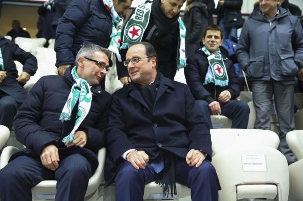 Le football français au service du monde politique ?