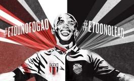 Eto'o joue et marque au Brésil dans le derby Come-Fogo