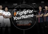 #FightForYourName : les anonymes affrontent les stars du PSG