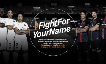 #FightForYourName : les anonymes affrontent les stars du PSG