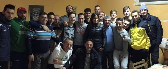 Sara Tommasi, du porno au football italien