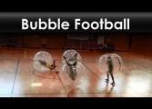 Le Bubble Football, l'alternative comique du futsal