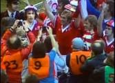 Le montage vidéo montré à Wembley avant la finale